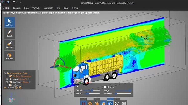 ANSYS Discovery Live Ultimate 2019 R1 Download