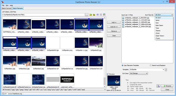 FastStone Photo Resizer 4.1 Corporate Download