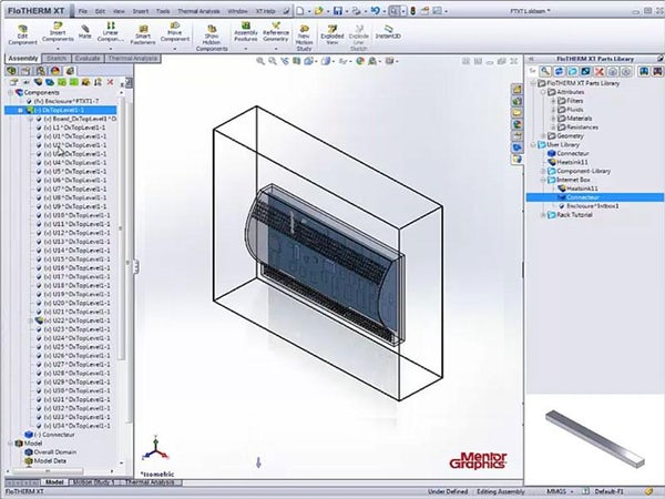 FloTHERM XT 2018 Download