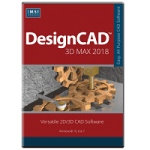DesignCAD 3D Max 2018 Download 32-64 Bit