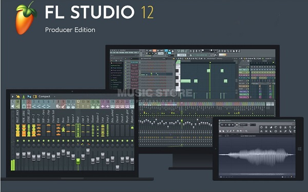 FL Studio Producer Edition 12