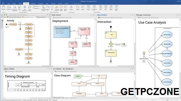 Download Enterprise Architect 15.0