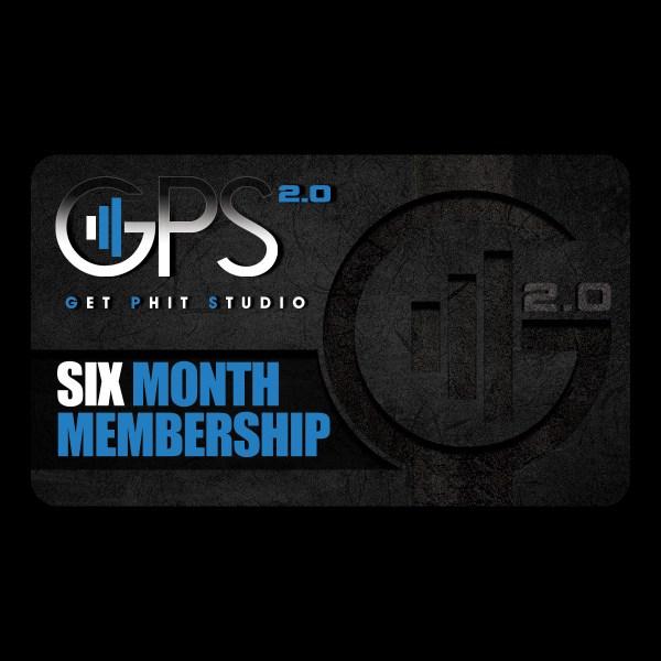 Six Month Membership