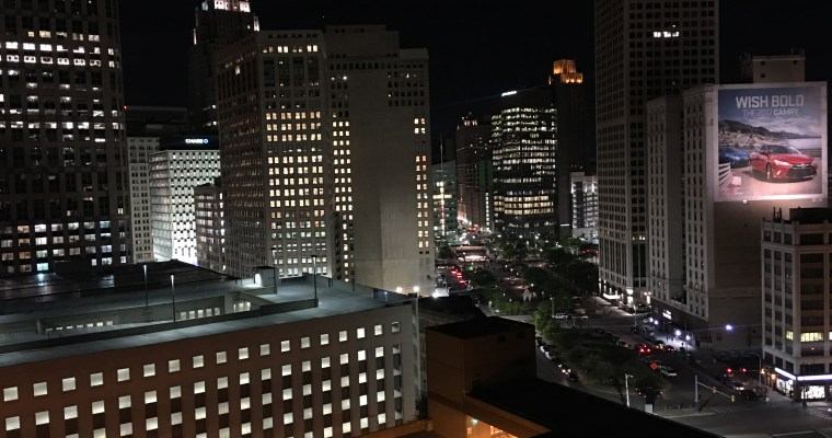 What's Made The Headlines About Downtown Detroit this November?