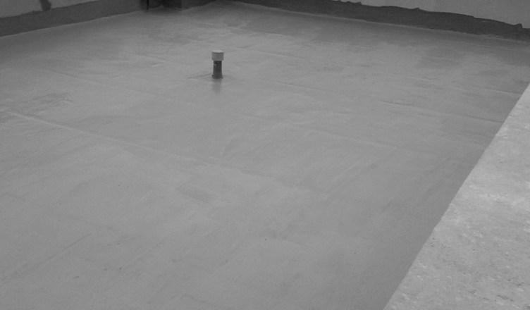 Floor Waterproofing
