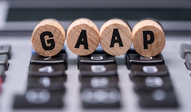 impact of GAAP analysis