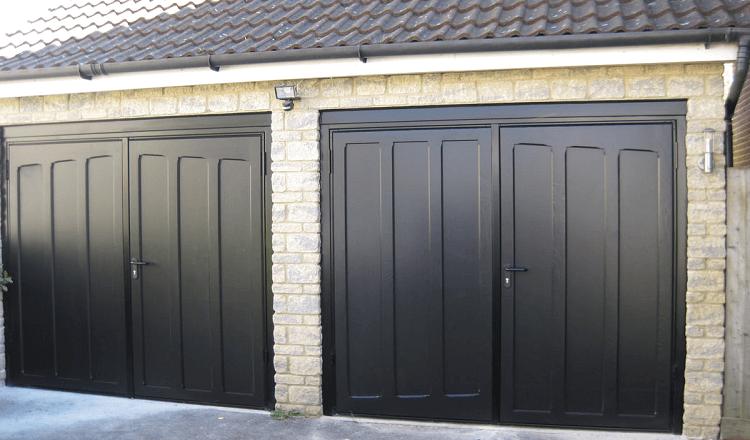 garage door installation Aiken SC