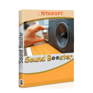 letasoft Sound Booster Product key Crack
