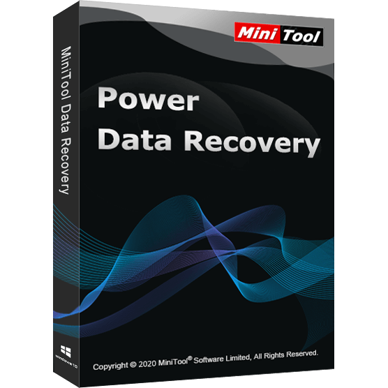 MiniTool Power Data Recovery 9.1.1 With Crack Full [Latest] Download