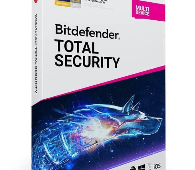 Bitdefender Total Security 2021 Crack With License Key 2021