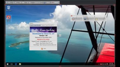 ChrisPC Screen Recorder Pro 2.40 Crack With Serial Key Updated 2021