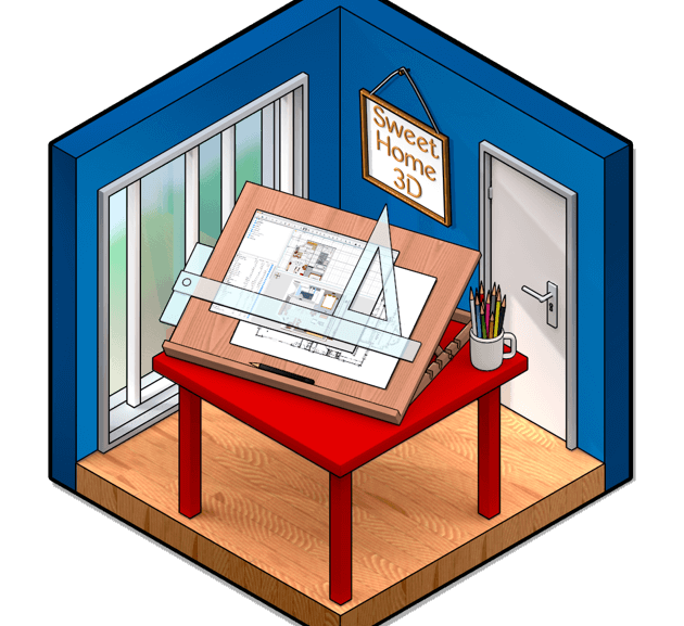 Sweet Home 3D 6.5 Crack With Serial Keygen Free Download (2021)