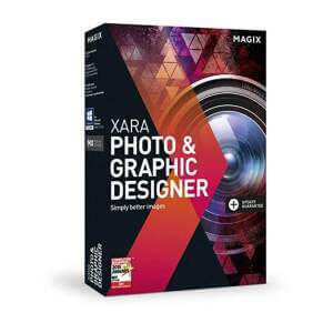 Xara Photo & Graphic Designer 17.1.0.60742 Crack + Serial Number 2021