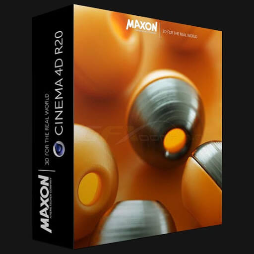 Maxon CINEMA 4D R23.110 Crack With Serial Key Download 2021