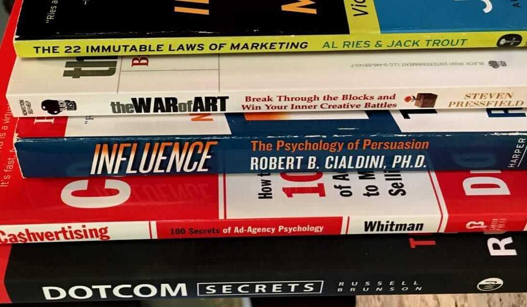 7 Books to Jumpstart Your Digital Marketing
