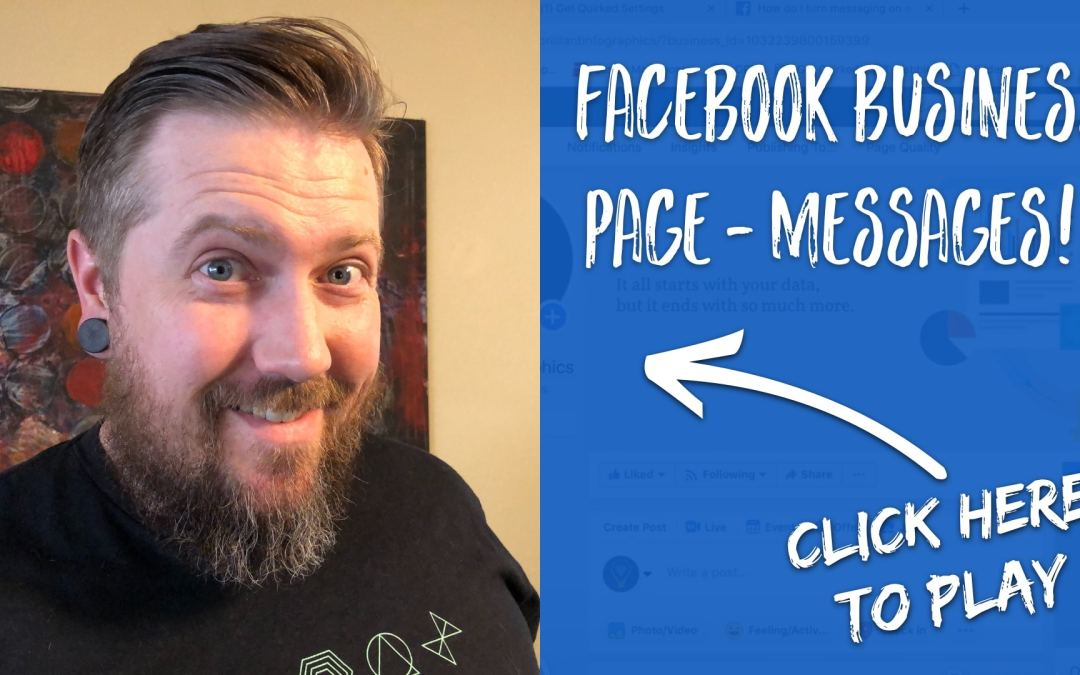 Facebook Business Page | How to setup Facebook Messenger part two