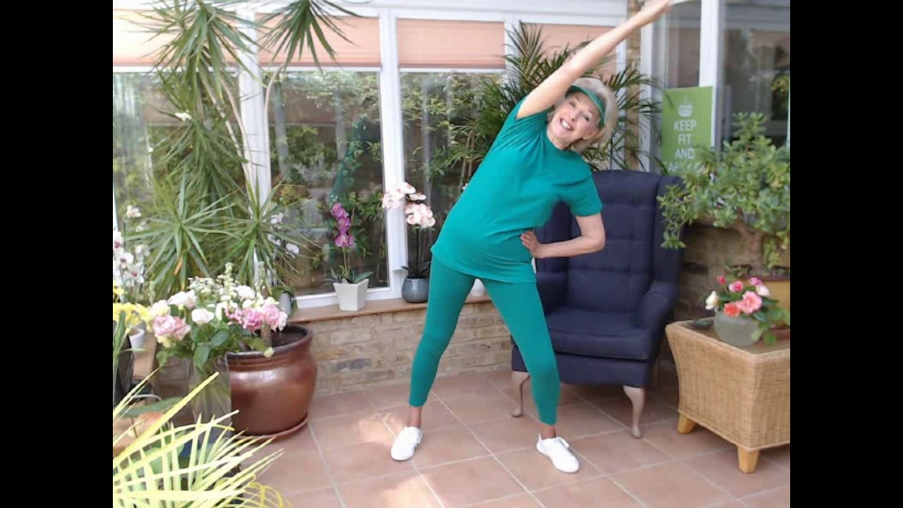 Green Goddess - Get up and Keep Moving