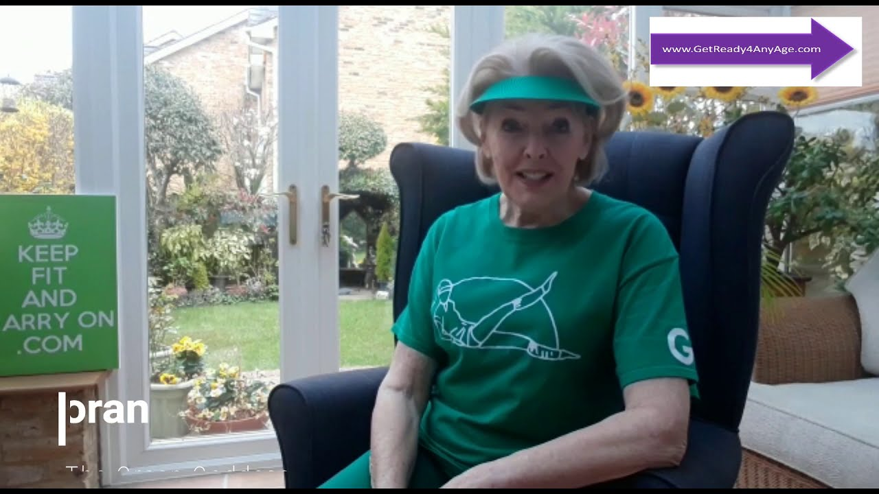 Green Goddess special message and workout for the White Lodge Centre