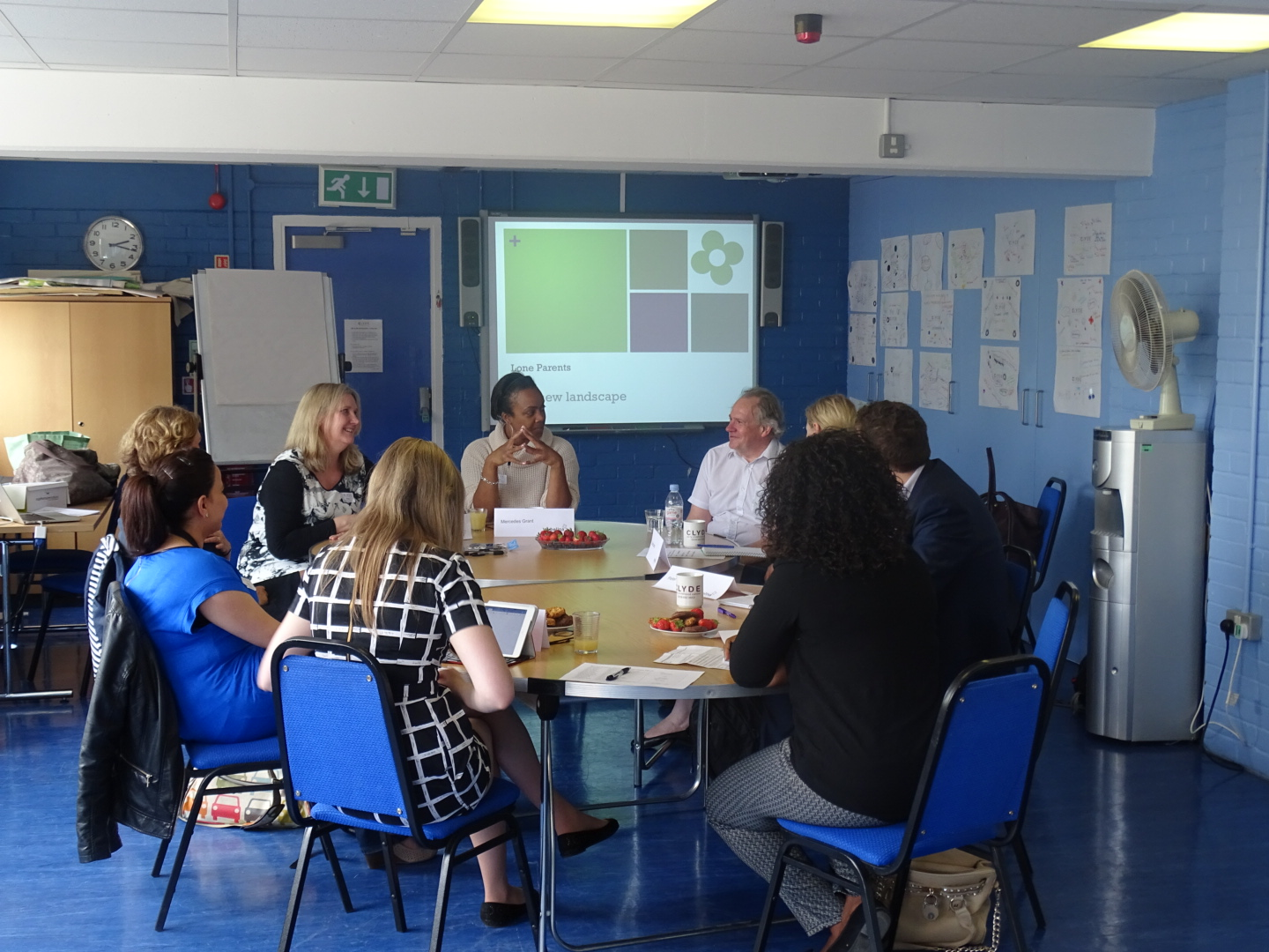 A watershed budget that changes the landscape for Lone Parents: Belina Seminar report