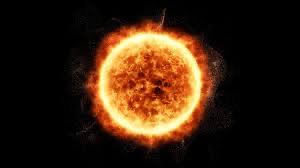 Solar output history