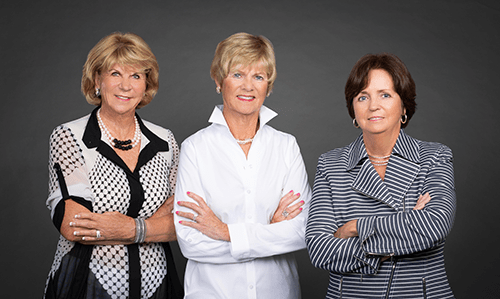 Judy Mazrin Colleen Stone Patricia Guenther