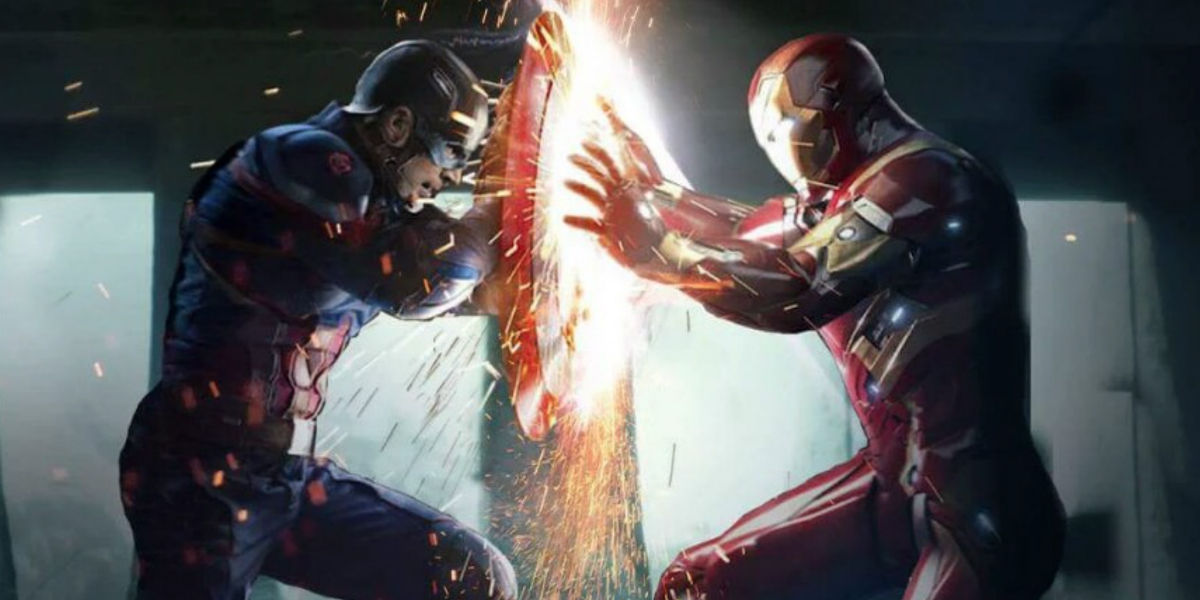 Captain America: Civil War - The Godfather of Superhero Movies