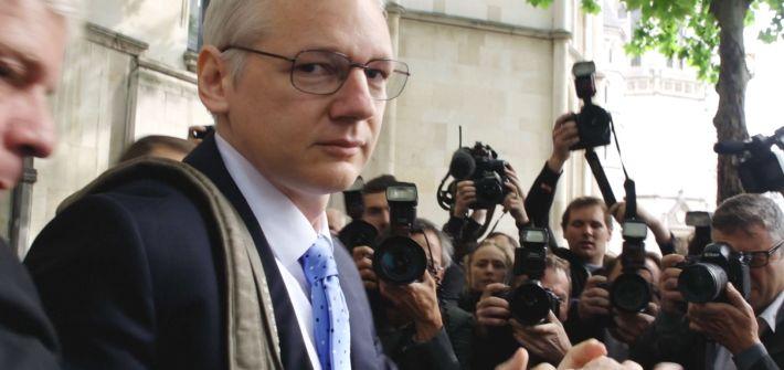 Risk Laura Poitras Julian Assange Documentary