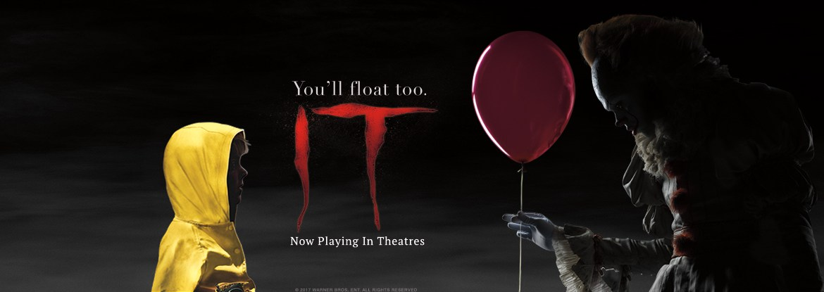 it movie now playing