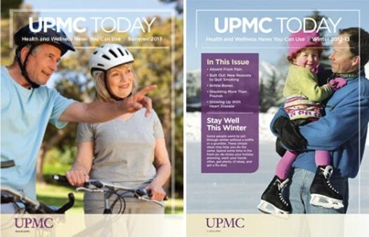 UPMC-Today-Magazine 8 Tips for Creating One of a Kind Content for Your Healthcare Facility