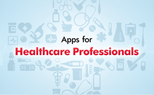 , 7 Need to Know Apps for Healthcare Professionals in 2014 [INFOGRAPHIC]