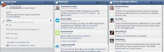 dashboardhootsuite 1024x323 - Top 30 Healthcare Twitter Hashtags to Use While Tweeting