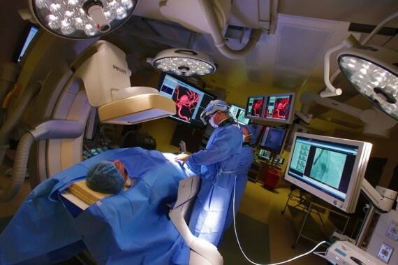 hybrid operating room