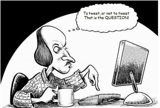SHAKESPEARE-and-twitter Millennials and Healthcare: What is  your Engagement Strategy on Social Media