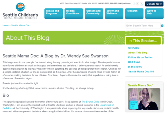 Dr. Wendy Sue Swanson e1425021007318 - 7 Healthcare Marketing and Dental Media Strategies That Really Work