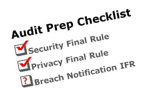 HIPAA audit prep checklist - Getting Ready For HIPAA Audits In 2016 - Are you Ready?