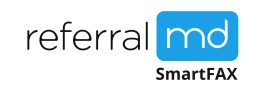 referralMD SmartFAX logo - referralMD Case Study: Glendale MRI