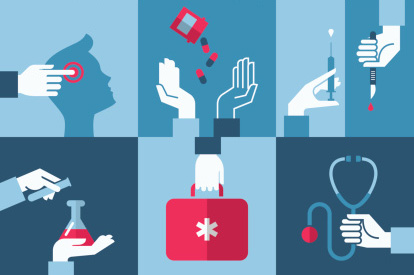 healthcare icons - Patient Access: A Step by Step Guide