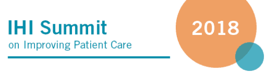2018 IHI Summit Web Banner 510x140 - Improve Patient Engagement with Human-Centered Design for Healthcare