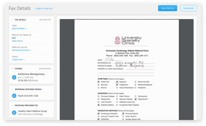 Referral Management Software | eConsult, CRM, Patient Access