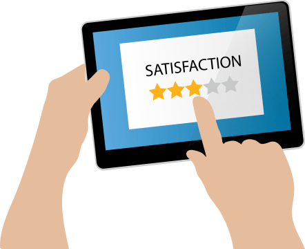 "user satisfaction 2800863 1 - How Will Google's New ""Gated Review"" Policy Affect Your Medical Practice?"