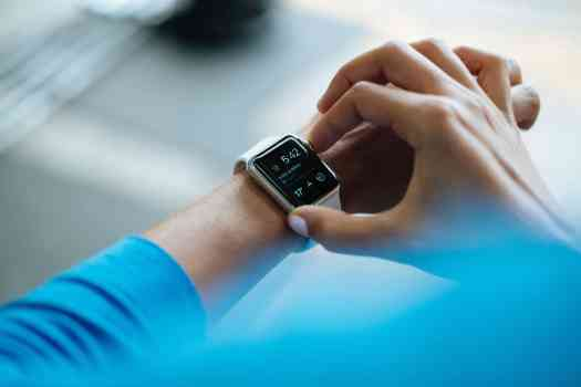 smartwatch-828786_1920 9 Recent Medical Innovations Disrupting Healthcare
