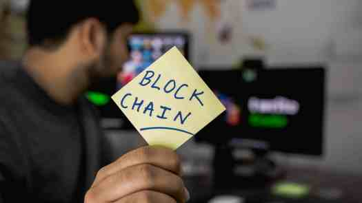 hitesh choudhary 666985 unsplash - What is the Big Deal about Blockchain and Healthcare?