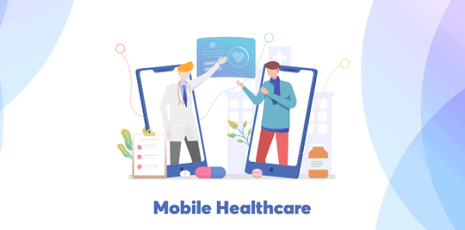 Mobile Healthcare 1 - 7 Healthcare Digital Technology Trends to Watch
