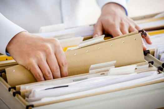 paperwork - 6 Healthcare Organization Problems Solved with Technology