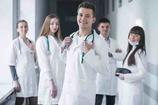 doctor white coat uniform service girl physician medicine researcher health care 1446783 - 6 Ways to Increase Primary Care Referrals