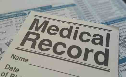 record number advertising care paper file health label brand font design text laboratory document medical illness form patient exam vaccination vehicle registration plate vaccine 1326101 - A Guide to Testing Electronic Health Record Systems