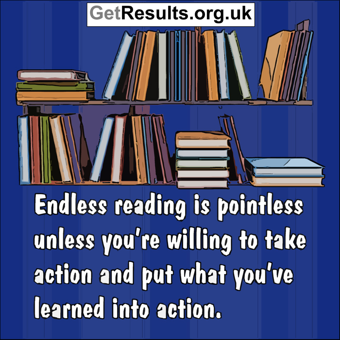Get Results: put knowledge into action