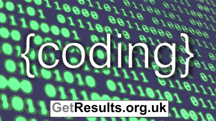 Get Results: coding