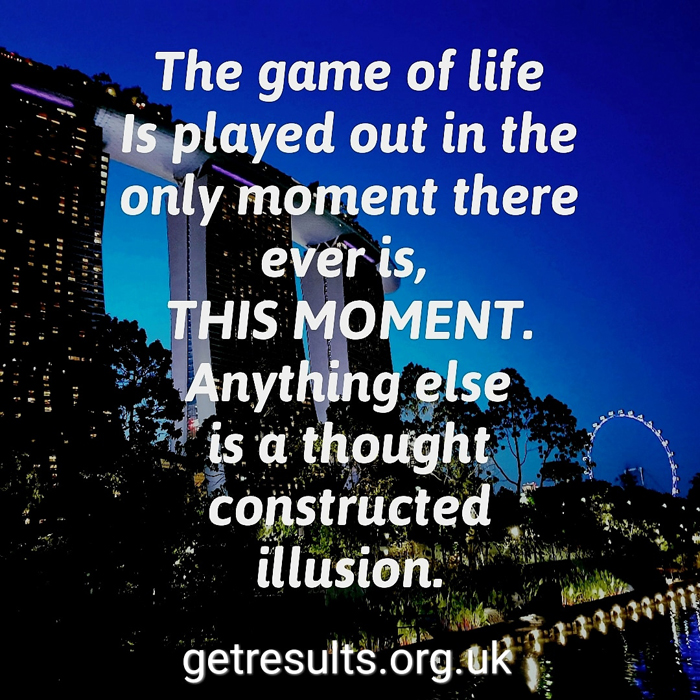 Get Results: this moment