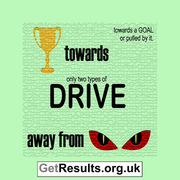 Get results: drive